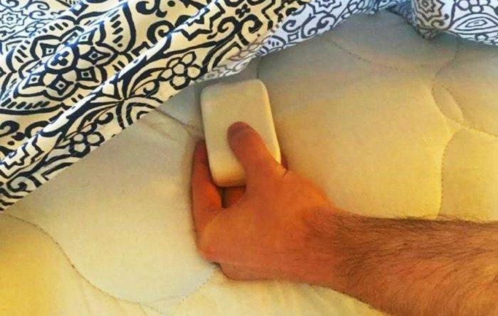 ВОТ зачем НУЖНО класть в постель КУСОК МЫЛА! Это МАЛО кто ЗНАЕТ!